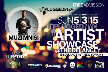 UnpluggedNYC May 3rd