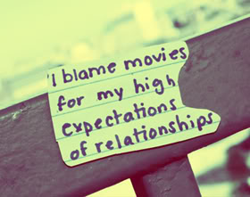 I blame the movies