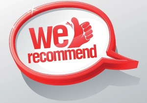 we recommend